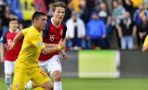 OSLO | Keșeru înscrie o dublă în Norvegia și salvează în prelungiri speranțele României