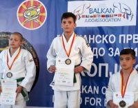 Bădiceanu și Iorga, medalii pentru România la Campionatul Balcanic de judo
