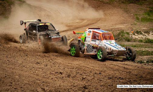În iulie, spectacolul din Campionatul Național de RallyCrossrevine pe arena din Câmpulung
