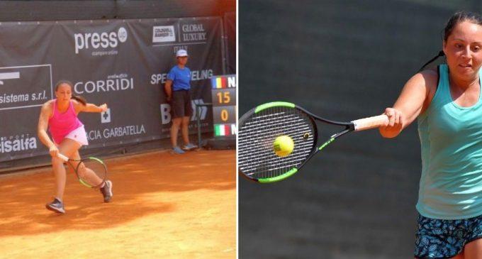 Nicoleta Dascălu a câștigat finala de dublu a turneului ITF de la Roma