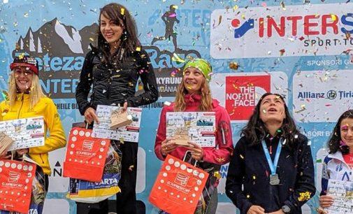 Cursă câștigată și record doborât pentru Denisa Dragomir, la Retezat SkyRace