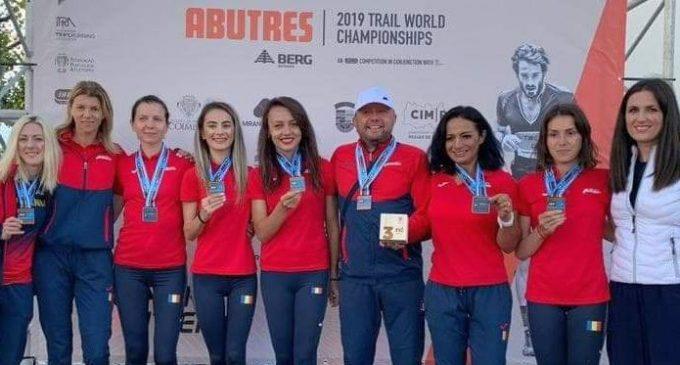 Denisa Dragomir, locul 3 cu echipa României la mondialul de ultramaraton din Portugalia
