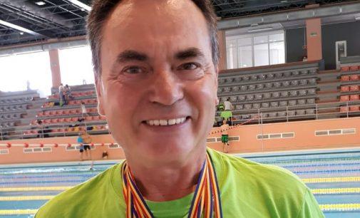 Participări de succes pentru veteranii natației, la Naționalele de Masters