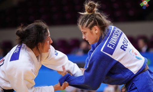 Florentina Ivănescu, vicecampioană europeană la judo