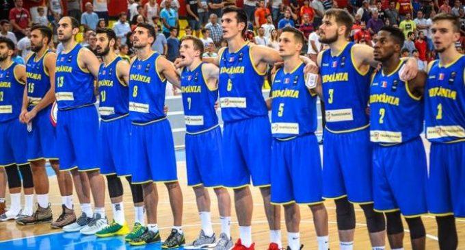 Naționala României începe azi turneul de precalificare la FIBA EuroBasket 2021