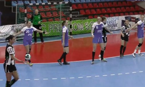 CSU Cluj-Napoca – CS Dacia Mioveni 23-23