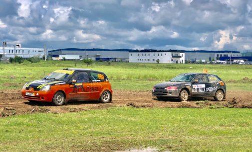 La Bradu a avut loc a doua etapă din campionatul național de Rally Cross