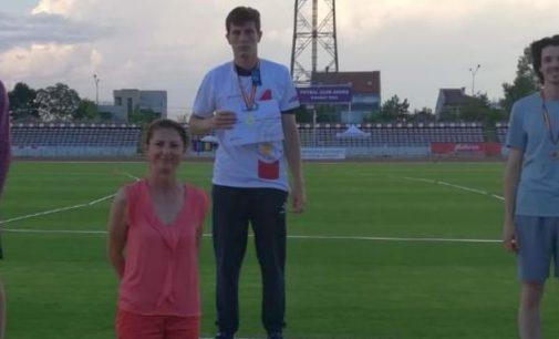 S-a încheiat finala campionatului național de atletism rezervat tineretului