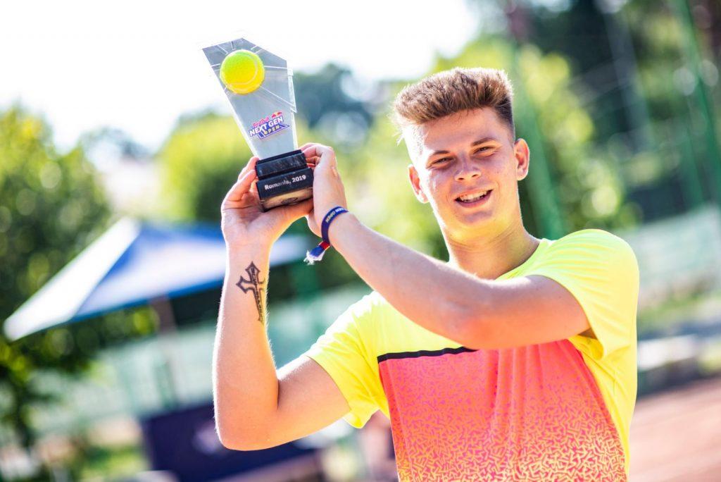Piteșteanul Călin Manda a câștigat Red Bull Next Gen și merge la finala de la Milano
