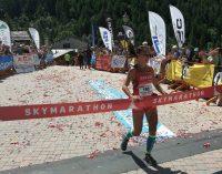 Denisa Dragomir a repurtat o nouă victorie în circuitul Skyrunning Italia