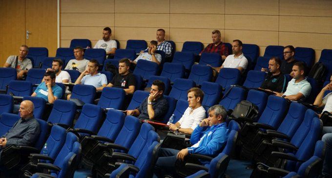 Adrian Dulcea, singurul cursant din Argeș pentru Licența UEFA A