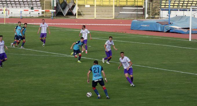 FC Argeș- Chindia, meci egal, 0-0, pe stadionul Nicolae Dobrin