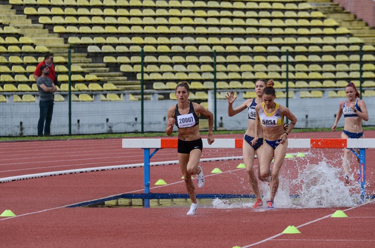 Competiţiile balcanice de atletism din Mai şi Iunie au fost reprogramate