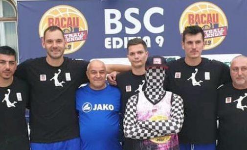 CSU Pitești s-a impus la Bacău Streetball Challenge