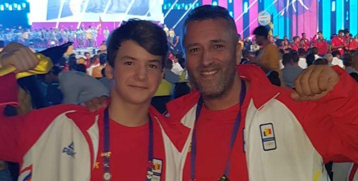 FOTE 2019 Baku | Mihai Iacob a obținut calificarea în finala probei de 200 m bras