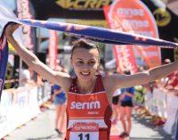 Skymarathon Sentiero 4 Luglio, marcă înregistrată Denisa Dragomir