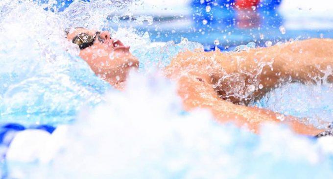 Robert Glință va fi prezent la mondialul de natație de la Gwangju ( Coreea de Sud )