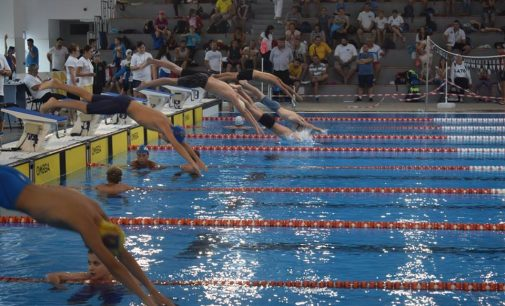 La Târgoviște e programat campionatul național de înot pentru cadeți