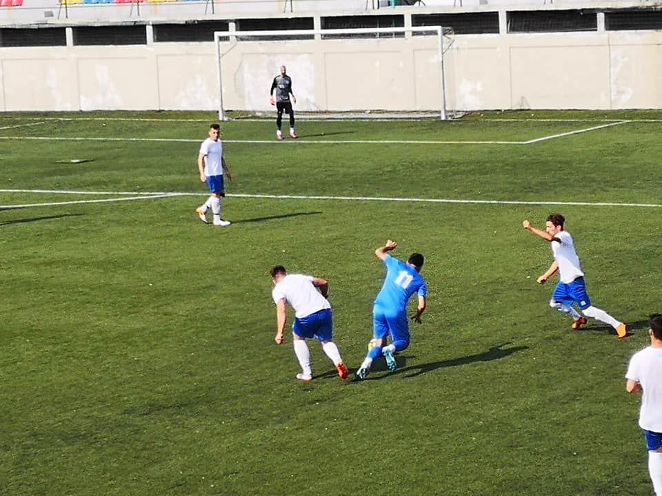 Real Bradu – Unirea Bascov 3-2, într-un amical desfășurat ieri