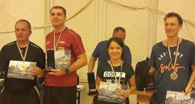 Competiții reușite la tenis de masă pentru sportivii de la FC Argeș