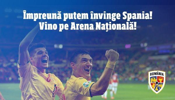 De mâine puteți cumpăra bilete la marele meci al toamnei: România – Spania
