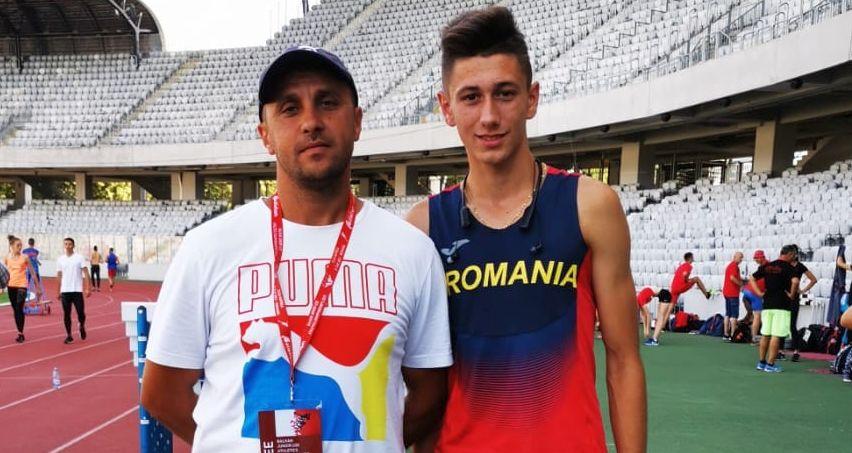 Balcaniada de atletism pentru juniori I va avea loc la Cluj-Napoca