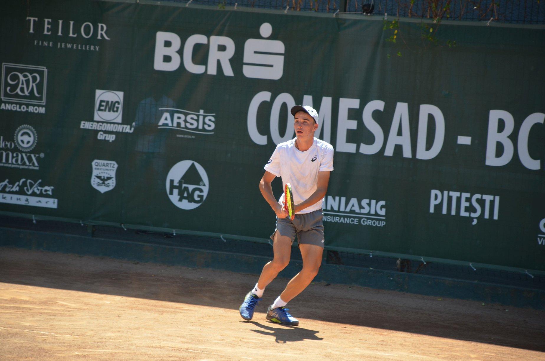 Miercuri debutează meciurile de pe tabloul principal la Comesad BCR Open