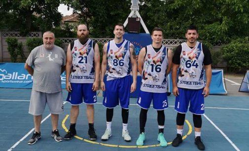 CSU Pitești se luptă pentru marele premiu de la Sport Arena Streetball la baschet 3×3