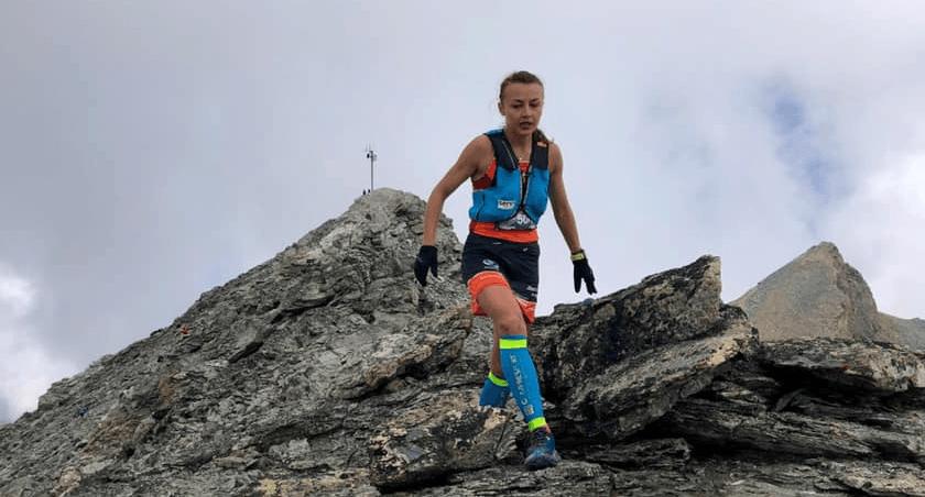 """Denisa Dragomir, podium la o etapă """"criminală"""" de Cupă Mondială la SkyRunning"""