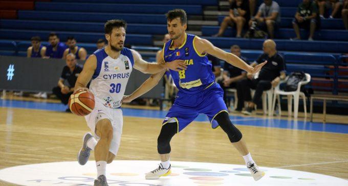 România debutează cu victorie: 85-70 cu Cipru, în deplasare