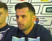 """Nicolae Dică: """"Avem un început dificil de campionat, Ripensia e un adversar incomod"""""""
