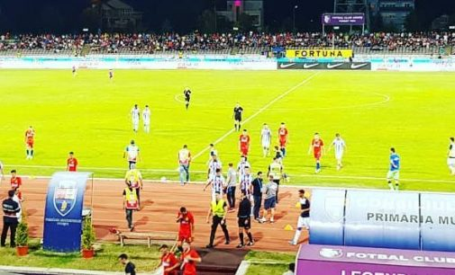 FCSB – Poli Iași 1-2