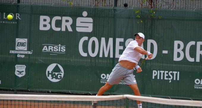 Comesad BCR Open   Jianu – Frunză, semifinală românească
