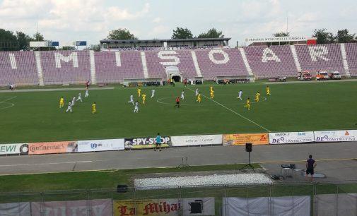 Video | ASU Poli Timișoara  – CS Mioveni 0-1