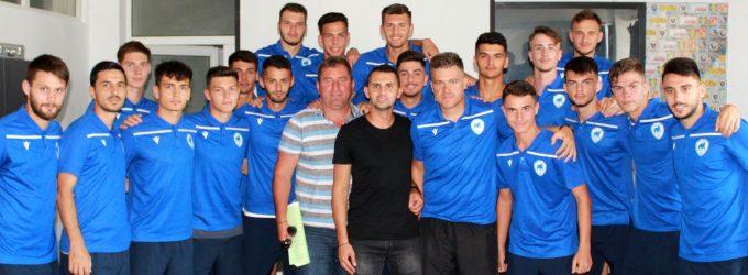 Liga 3 | Un nou început pentru Unirea Bascov