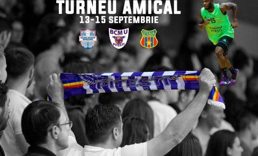 BCMU FC Argeș, prima apariție în fața fanilor în noua formulă, la turneul amical din weekend