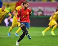 România – Spania 1-2 | Tricolorii au pierdut după un meci de mare luptă, cu un final incendiar