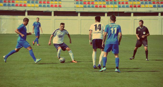 Liga 4: Vulturii Priboieni, liderul campionatului după cele 3 runde