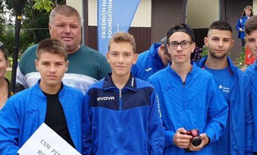 CSM Pitești, rezultate meritorii la un concurs de kaiac-canoe desfășurat în Moldova