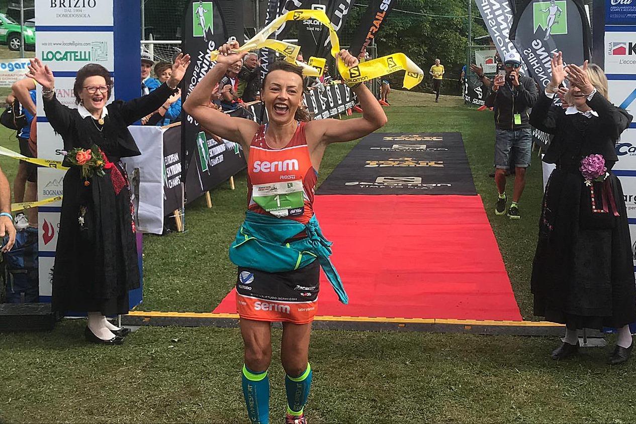 Denisa Dragomir, campioană europeană la skyrunning
