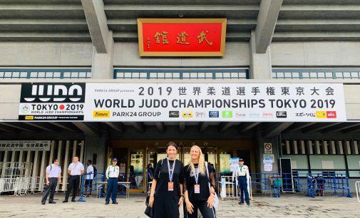 """Loredana Lascău: """"Recomand practicarea judo-ului, este un sport complet"""""""