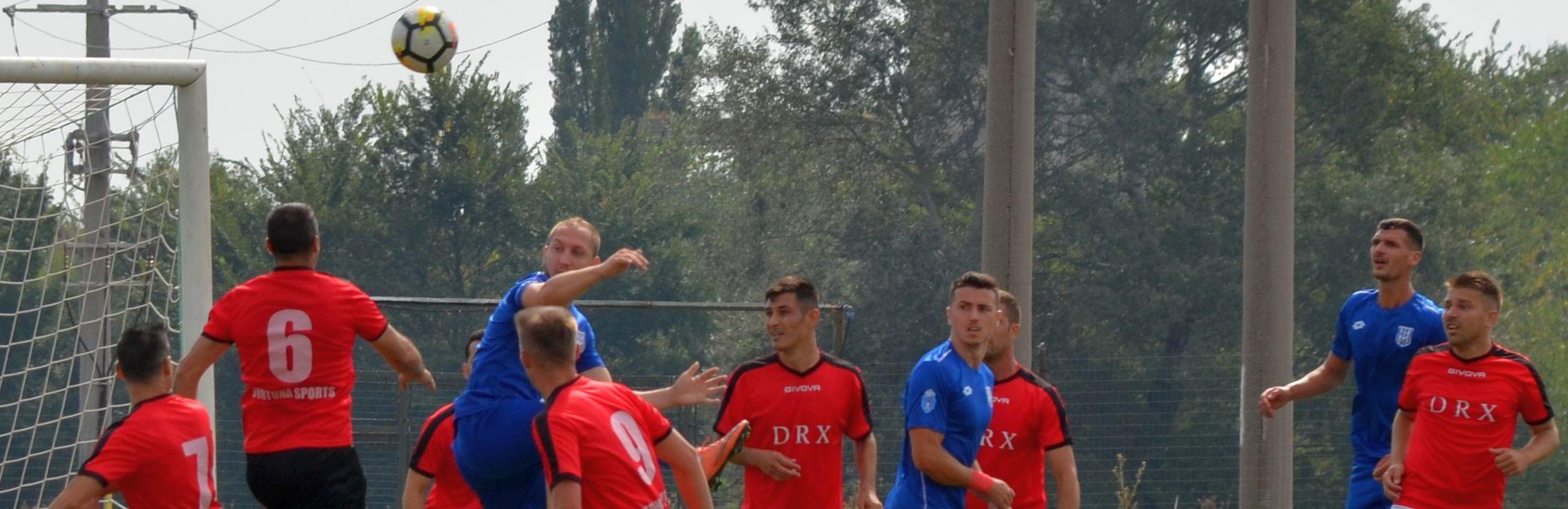 Liga 4 | Astăzi se dispută o etapă intermediara