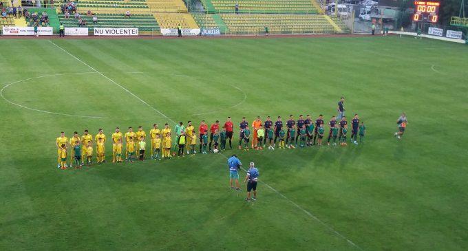 Video | CS Mioveni, remiză cu Metaloglobus, scor 2-2, în primul meci din runda cu numărul 6