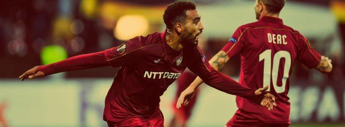 CFR Cluj – Lazio Roma 2-1, la debutul în grupele Europa League