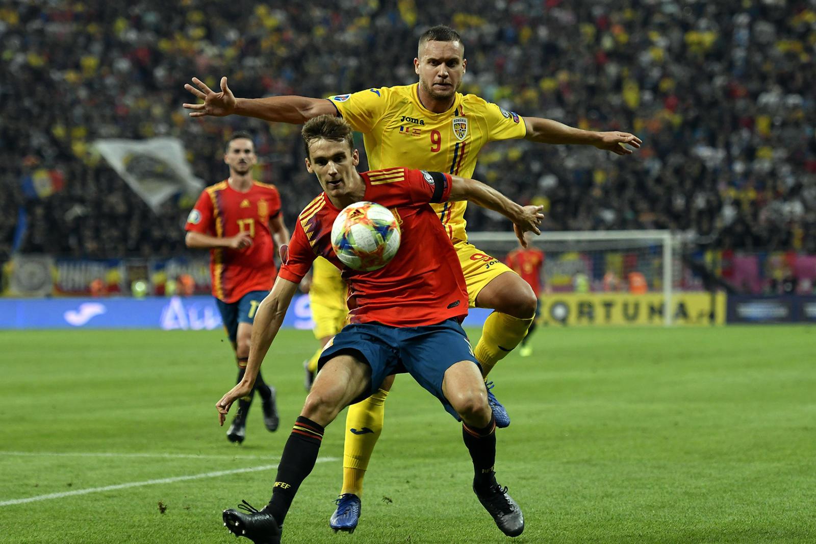 România a coborât opt poziţii şi este pe locul 37 în clasamentul FIFA