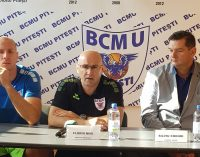 Florin Nini promite că anul acesta BCMU FC Argeș va fi o echipă mai puternică