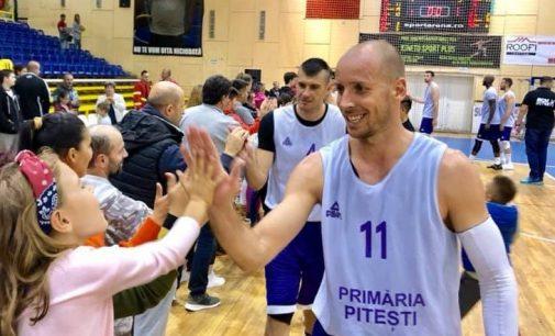 Goran Gajovic va fi noul căpitan al echipei de baschet BCMU FC Argeș