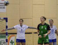 Surori gemene, adversare în meciul de handbal dintre Dacia Mioveni – CSM Tg. Jiu