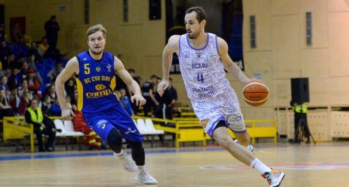 Lituanianul Tamulis, transferat de urgență de la BC CSU Sibiu!