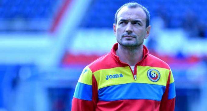 Ionut Badea este noul antrenor al echipei FC Argeș